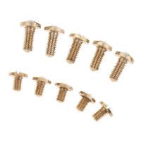 10pcs Sax Repair Parts Screws for Alto Tenor Soprano Sax Parts Accessories