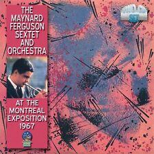 Maynard Ferguson - At the Montreal Exposition 1967 [New CD]