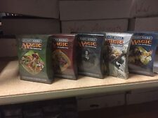 Magic The Gathering 10th Edition Two-player Starter Deck Sealed One Random Color
