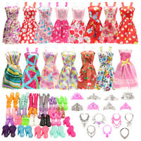 Miunana 32 Accessori per 11.5 Pollici 28 -30 CM Per Barbie