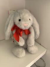 Jellycat Grey Bunny Rabbit Soft Toy *BNWOT*
