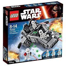 LEGO STAR WARS™ 75100 PRIMER Order Snowspeeder™ NUEVO EMBALAJE ORIGINAL MISB