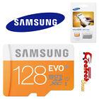 Microsd 128gb 48mb/s Classe 10 Originale Samsung Memoria Per Galaxy S7 Edge G935