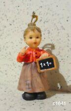 Berta Hummel Goebel Ornament Littlest Teacher - New In Box