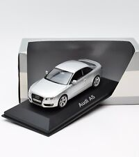 Schuco 5010705413 Audi A5 Coupe Eissilber Audi collection, 1:43, OVP, 96/03
