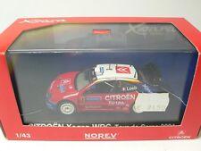 CITROEN XSARA WRC TOUR DE CORSE 2004 #3 NOREV 159750 1:43