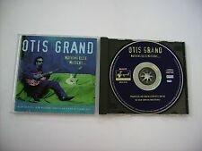 OTIS GRAND - NOTHING ELSE MATTERS - CD EXCELLENT CONDITION 1994