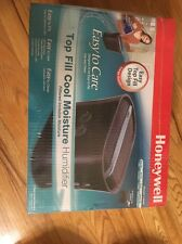 Honeywell Easy Care Top Fill Cool Moisture Humidifier HCM750BWM Large Room