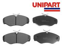 For Nissan - Primastar X83 01-18 Front Brake Pads Set Unipart