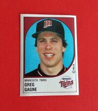1988 Panini Baseball Greg Gagne Sticker #141***Minnesota Twins***