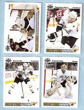 2009-10 Russian Bear Retro Dallas Stars Team Set (4)