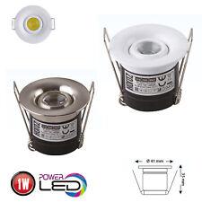 5/10er Set LED Einbaustrahler Minispot Einbauleuchte Spot Mini Einbau Strahler