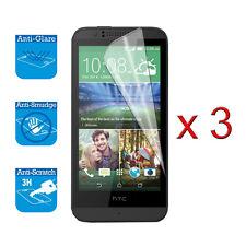 HTC Desire 610 Screen Protector Cover Guard Film Foil x 3