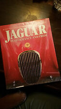 Jaguar : Performance and Pride by Consumer Guide Editors and Pete Lyons...