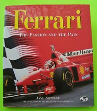 FERRARI - THE PASSION AND THE PAIN / F-1 RACING 1997 by Nottage H-C + DJ Xlnt+