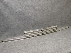 1982-1983 Chevrolet Chevy Celebrity Plastic Chrome Grille 14026989 OEM 38725