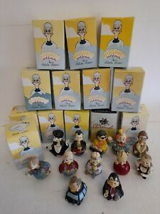 Eggbert Collectables Job Lot 25 Items Many Boxed #H1