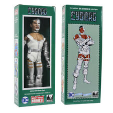 DC Comics Mego Style Boxed 8 Inch Action Figures: Cyborg
