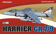 EDUARD 1166 - 1:48 Harrier GR.7/9 - Limited Edition