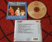 PAUL SIMON ** Y Sus Amigos ** ORIGINAL & VERY SCARCE 1994 Spain CD