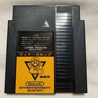 Winners Cup Soccer League Famicom Box Rare Nintendo NES DHL Tracking Tasted