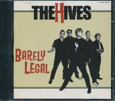 SEALED NEW CD Hives, The - Barely Legal