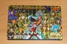 WEEKLY SHONEN JUMP 50th ANNIVERSARY PREMIUM SPECIAL CARD PRISM 4 Saint Seiya
