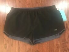 New Men's New Balance Black Running Shorts With Built In Tights Size XL