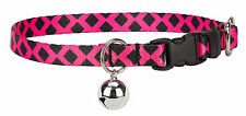 Country Brook Design® Fabulous Lattice Cat Collar