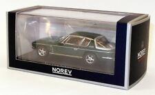 Norev 1/43 Scale Model Car 270250 - 1976 Jensen Interceptor - Dark Green