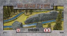 Battlefield in a Box: Streams Terrain By Battlefront BB560