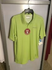 Mens Columbia Omni Tech Blood N Guts Short Sleeve Shirt Size Small