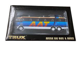 Trux 1:76 TX16D 1980 Denning Mono Coach AAT Coaches - NEW