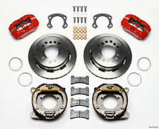 "2005-2013 Ford Mustang Wilwood Dynapro Rear Parking Brake Kit,11"" Rotors  ^"