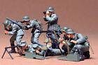 Tamiya 35038 WWII German Machine Gun Troops 1/35 Scale Plastic Model Figures Kit