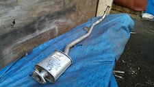 MITSUBISHI COLT & LANCER 1.2 & 1.5 1984 TO 86 EXHAUST FRONT PIPE SILENCER & FLEX