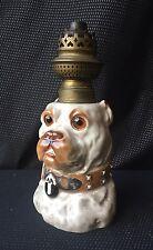 Lamp Oil in Slip Dog 19th Century