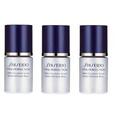 Shiseido VITAL-PERFECTION White Circulator Serum 10ml x 3pcs New Japan