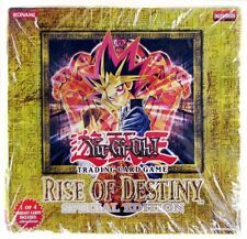Yu-Gi-Oh! Rise of Destiny Factory Sealed Special Edition Booster Box 10 ct