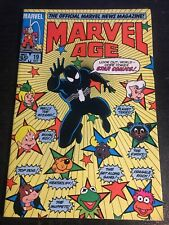 Marvel Age#19 Incredible Condition 8.5(1984) Star Comics, Symbiote Spider-man