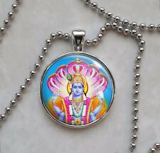 Choose Hindu Deity Hinduism God Goddess Pendant Necklace