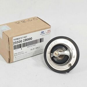 255002B000 Thermostat For HYUNDAI Elantra 17-20, Elantra GT 18-19, Accent 12-19