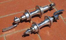 NOS Sachs-Maillard New Success road bike treaded hub-set, f&r. 36h. Late 80's