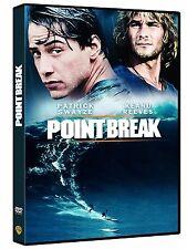 DVD *** POINT BREAK *** patrick Swayze (neuf emballé)