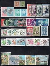Monaco Older To Modern Singles-Sets-Blocks Many Better All MNH CV$135