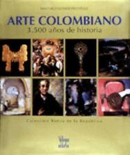 Arte colombiano: 3,500 anos de historia-ExLibrary