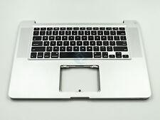 "Grade B Top Case Topcase Keyboard for MacBook Pro 15"" A1286 2011 2012"