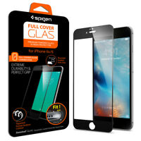 Spigen® Apple iPhone 6s / 6 [Full Covered GLAS] Tempered Glass Screen Protector