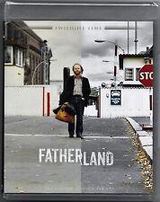 Fatherland - Twilight Time (1995) Blu Ray New All Regions Free Reg Post