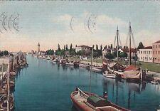RIMINI - Porto Canale e Faro 1954